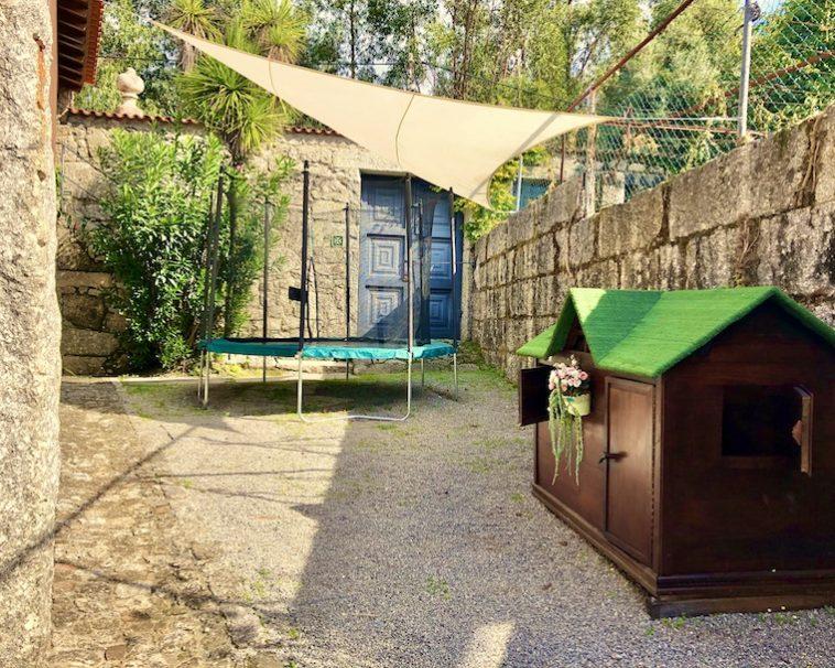 Casa do Pomar Eido do Pomar Parque Infantil Playground