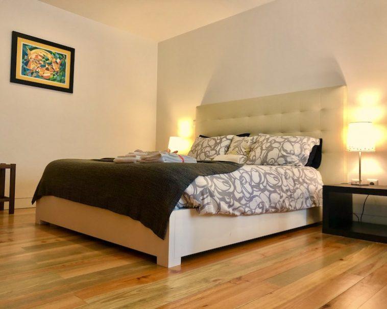 Casa do Pomar Eido do Pomar Parque Quarto Bedroom